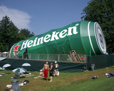 Next. Heineken ... & Heineken Pavilion - Bar and event pavilion www.texlon.ch